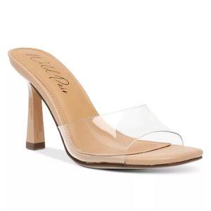 Wild Pair Luuna Slide Dress Sandals -8